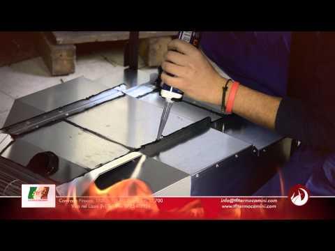 TFT: produzione termocamini, termostufe e caldaie ad elevato rendimento