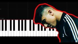 MERO   OLABILIR   EASY   PIANO TUTORIAL By VN