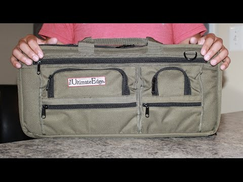 Review- The Ultimate Edge Deluxe Chef Knife Case