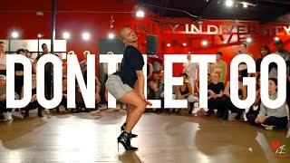 "YANIS MARSHALL HEELS CHOREOGRAPHY ""DON"