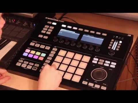 """Let It Go"" Instrumental (Maschine Studio Beat) [Eminem Style]"