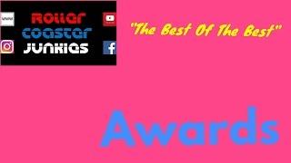 The Roller Coaster Junkies Awards