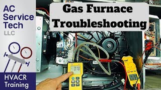 Troubleshooting the Pressure Switch in a Gas Furnace!