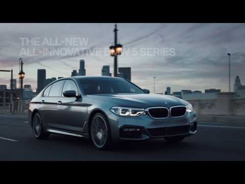 BMW Commercial for BMW 5 Series (2017) (Television Commercial)