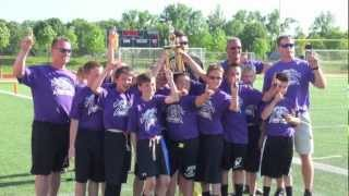 Jr Jags Flag Football 5th Grade Champions 5-13-2012