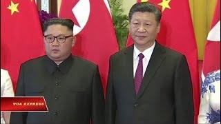 Truyền Hình VOA 1/3/19: 'Bàn Tay' TQ Làm Hỏng Thượng đỉnh Mỹ-Triều Tại Hà Nội?