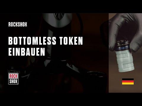 Bottomless Token Einbau: DebonAir und Solo Air Federgabeln
