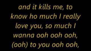 """Video thumbnail of """"It kills me lyrics- melanie fiona"""""""