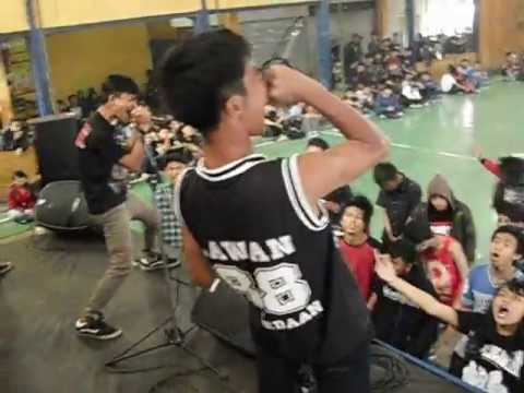 REVENGE WITH FALLEN - AMBISI (cover rtf) at gor ary gede bage bandung
