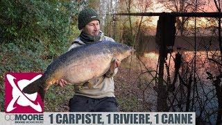 Pêche à Une Canne En Rivière, Pêche à La Carpe - CCMoore France