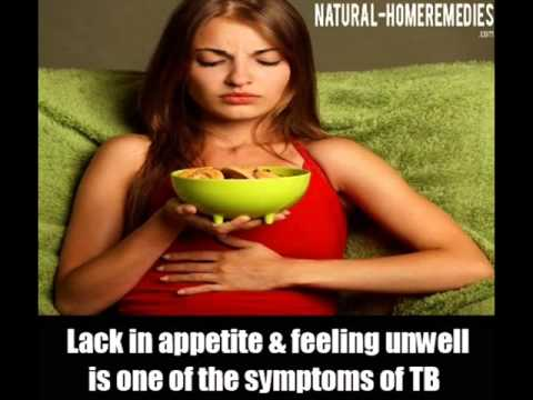 Video 8 Most Common Symptoms Of Tuberculosis