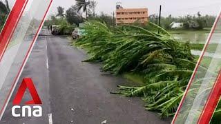 Cyclone Amphan kills at least 84 in India and Bangladesh