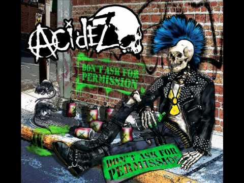 Acidez-No Existen Reglas