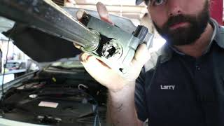 2004 Dodge Durango, 4 7, P0306 Cylinder 6 Misfire caused by water