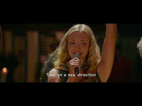 Mamma Mia 2 Lyrics Ive Been Waiting For You Amanda Seyfried