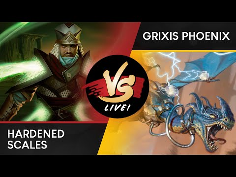 VS Live! | Hardened Scales VS Grixis Phoenix | Modern | Match 3 Mp3