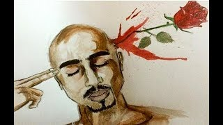 2Pac - Love Letter (2019) (Sad Love Song)