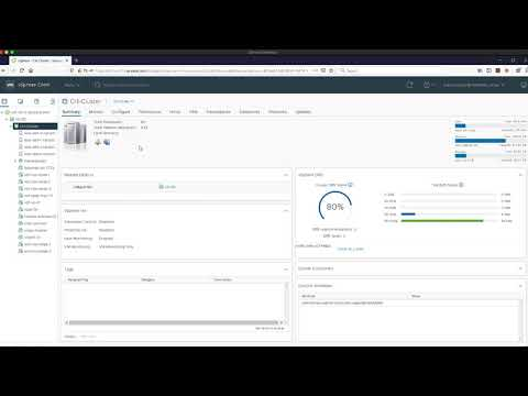 vSAN DPp – MinIO Object Store Supervisor Service [Video]