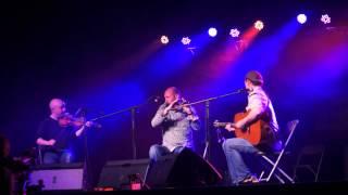 Michael McGoldrick, John McCusker and John Doyle. Perform at Warwick Folk Festival 2012