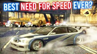 What Made Need For Speed: Most Wanted A BIG DEAL?