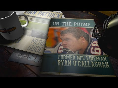 Former NFL Lineman Ryan O'Callaghan on Coming Out as Gay | The Dan Patrick Show | Full Interview