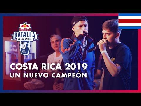 Final Nacional Costa Rica 2019 en vivo | Red Bull Batalla de los Gallos