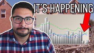 The Housing Market Is Changing Again... (market crash soon?)