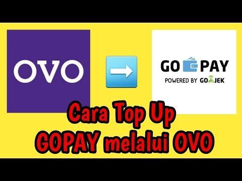 CARA TOP UP GOPAY MELALUI OVO || GRATIS !!