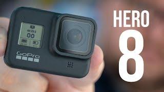 GoPro Hero 8 Black: Akční kamera s dokonalou stabilizací! (RECENZE #1038)