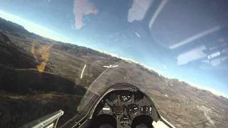 preview picture of video 'Tuckie's First Soaring Flight: Duo Discus from La Cerdanya (LECD)'