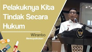 Wiranto Sebut Oknum Perusak Baliho di Pekanbaru Adalah Kader PDIP dan Demokrat