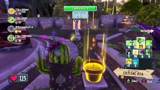 Plants vs. Zombies Garden Warfare [PEGI 7] - 4-Player Co-op Gameplay with Developer Commentary
