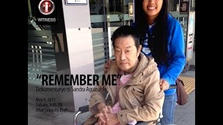 "I-Witness: ""Remember Me,"" dokumentaryo ni Sandra Aguinaldo (full episode)"