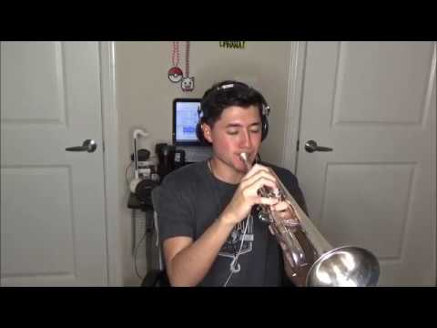 A Trumpet cover I did of Tori Kelly's version of Stevie Wonder's Don't You Worry 'Bout a Thing