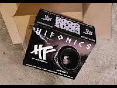 New Subwoofers Hifonics HFi12D4 - смотреть онлайн на Hah Life