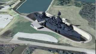 Battleship TEXAS Dry Berth Project Phase I Presentation - Full Video