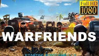 Warfriends Game Review 1080P Official Chillingo Action 2016