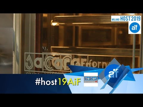 Ovens for pizzerias pastry shops and restaurants SACAR FORNI