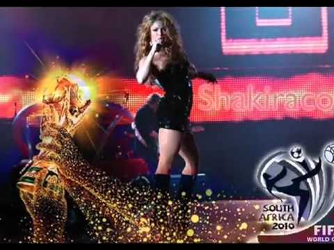 Download Shakira   Time For África  Waka Waka Lyrics   English Version.flv Mp4 HD Video and MP3