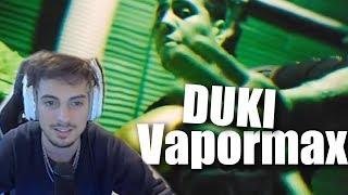 REACCIÓN   Duki   Vapormax (adelanto ATMÓSFERA)