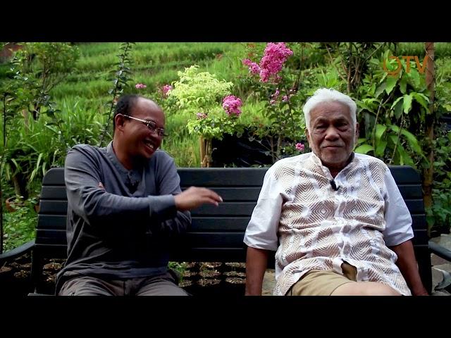 Remy Sylado Bicara Tentang Literasi dan Agriculture