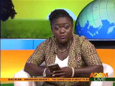 Badwam Newspaper Review on Adom TV (22-5-17)