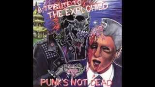 Niblick Henbane - Cop Cars (The Exploited Cover)