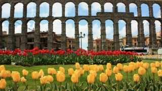 preview picture of video 'Segovia A walking tour around the city / Un paseo por la ciudad'