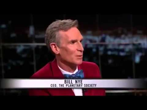 Bill Nye and Bill Maher Slam Deny'ers of Climate Change
