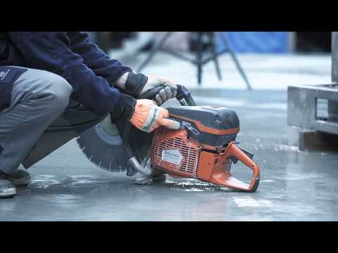 Husqvarna Power Equipment K 970 14 in. Power Cutter in Pearl River, Louisiana - Video 1