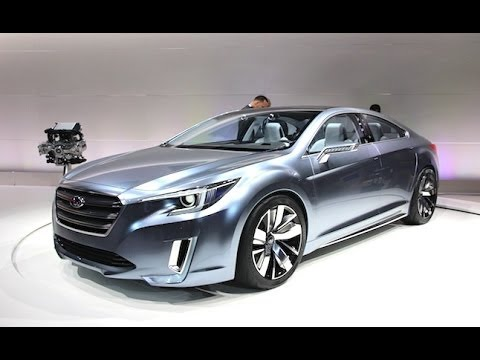 Subaru Legacy Concept - 2013 L.A. Auto Show