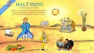 Malý princ - audionahrávka nadčasového příběhu