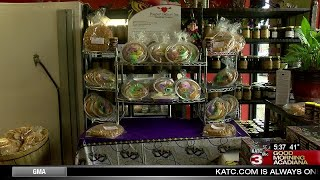 Who makes the best King Cake? That's up to you
