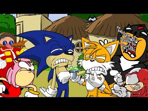 Sonic Shorts Volume 8 Widescreen Edition